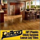 التجارية الخشبية PVC أرضيات الفينيل الأرضيات (P-7194)