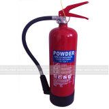 4kgセリウムの品質携帯用ABCの乾燥した粉の消火器