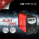 Schweißer des Inverter-IGBT mit Cer (IGBT-120X/140X/160X/180X/200X)