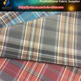 Polyester-Garn-gefärbtes Check-Gewebe für Umhüllung/Kleid (YD1085)