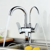 Flg Water Faucet 3 Way 2-Function Outlet