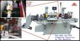 Étiquette auto-adhésive automatique, estampage chaud, poinçon, filmant la machine de découpage
