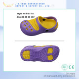 EVA Two Tone Color Clogs, Lovely Kids Clogs
