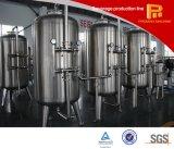 Chaîne de production automatique de machine/eau de remplissage de 8000bph Cleanwater
