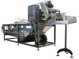 أعلى جودة الثمار والخضار فقاعة الهواء آلة التزحلق الغسل