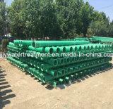 Tubos de la cubierta de cable del conducto Pipe/FRP del cable de GRP/FRP