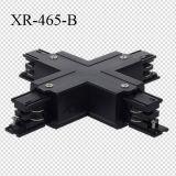 Connecteur blanc/de noir/gris trois circuits 4 de fils de la piste X (XR-465)