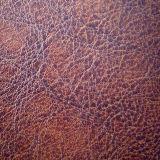 Moda mais recente de PU mobiliário PVC couro sintético