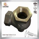 Bronze do OEM de Qingdao/bronze/peças de cobre das válvulas da carcaça de areia