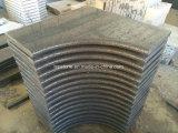 G654 de Donkere Grijze Straatsteen van het Graniet