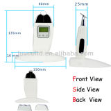 Home Use Mini New Item Skin Galvanic SPA Mc SPA para rosto e corpo 3 Cabeças opcionais Design de exibição LCD