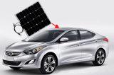 30W 12Vのモノクリスタルケイ素の適用範囲が広い太陽電池パネル
