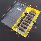 60 en 1 conjunto de herramienta magnético Torx de la reparación de la PC de la tablilla del teléfono del destornillador del electrón mini