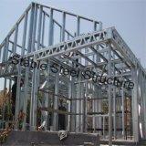 Light Steel Structure Villa en Afrique