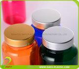 Bottiglia di pillola di plastica di sanità vuota con la protezione di alluminio