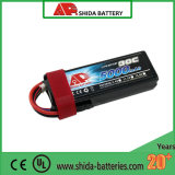 batteria di Lipo dell'aeroplano di modello di 5000mAh 30c 11.1V RC