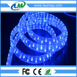 IP65 resistente al agua 3 alambres redondos horizontales del LED Luz de la cuerda