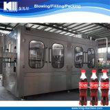 Equipo completo automático de la embotelladora del agua para el agua de soda gaseosa