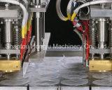 Роторный тип завалка и машина запечатывания для чашки югурта