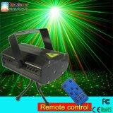 Het Fonkelen van de Laser van de disco het Lichte Multifunctionele Licht van het Stadium van de Ster met Afstandsbediening