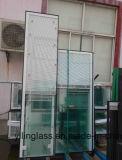 Lâmina de controle magnético interno vidro isolante