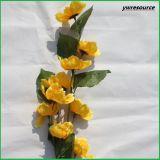 Fiori falsi dei fiori artificiali per i grossisti domestici della decorazione di cerimonia nuziale