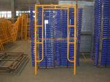 De Steiger van de poort van het Frame (gang-Walk-thru Frame) voor Bouw