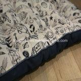 كبيرة كلب كتلة قطر مريحة محبوب سرير حصير مصنع