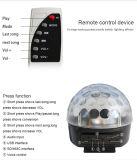 水晶段階ライト魔法のディスコの球LEDの効果ライト(HH-MQ01)
