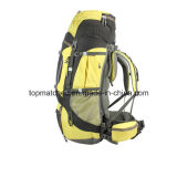 Самое лучшее качество 80L Hiking Backpack альпиниста идущий Hiking мешок спортов для человека