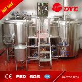 equipamento da fabricação de cerveja da cervejaria da cerveja do aquecimento de vapor 1500L