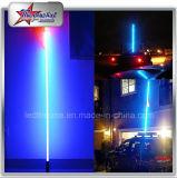 Sondern Optik-LED Peitschen der Faser-der Peitsche-4FT 5FT 6FT 8FT UTV LED Farben-Sicherheits-Peitschen aus