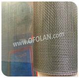 Ткань провода батареи сетки верхнего качества 12 Titanium
