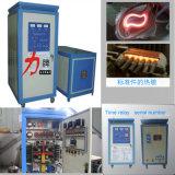 Calentador de inducción de frecuencia media de IGBT para la forja de la barra de acero
