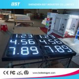 "Rouge / Vert / Jaune / Blanc Outdoor Waterproof Gas Price LED Sign (6 ""/ 8"" / 10 ""/ 12"" / 15 ""/ 18"" / 20 ""/ 22"" / 24 "")"