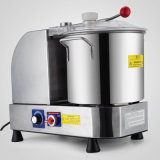 máquina dobro do misturador do cortador do alimento do aço inoxidável das lâminas do metal 9L