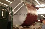 Réservoir en plastique de garniture en acier avec la qualité grande