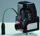220g Auto Sanitária, Sensor de metal, Sensor Mictório dourada