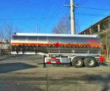 De 2 essieux de bitume d'asphalte de camion-citerne remorque semi