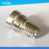 Usinage CNC en aluminium avec anodisation partie de surface