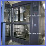 Liste de machine de test de choc de Controllertemperature de contact d'affichage à cristaux liquides