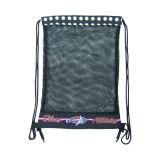 sacchetto di Drawstring del sacco di ginnastica del sacchetto di ginnastica della spalla del poliestere 600d