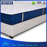 El colchón de la alta calidad del OEM clasifica los 26cm altos con capa Pocket Relaxing de la espuma de la onda del resorte y del masaje