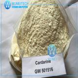 99.12% Reinheit Sarms Puder Gw-501516/Cardarine/Gw501516 für Bodybuilding