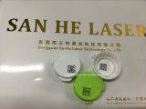 CNC van het embleem en van de Ring de Laser van de Vezel Machine merken/Metaal die Machines merken