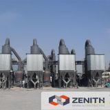 máquina eficiente elevada do moinho da rocha 1-10tph para o fabricante do pó