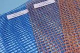 160g/165g, rede do engranzamento da fibra de vidro do emplastro 4*4/5*5 com o bom látex da fábrica chinesa