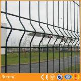 Gebildet China-im stilvollen galvanisierten geschweißten Maschendraht für Zaun-Panel