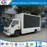 販売のための良い業績屋外P4 P6 LEDの移動式広告のトラック