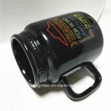 Caneca de cerâmica Dinnerware xícara de café xícara de chá de definir Gravar Logotipo da Copa em relevo